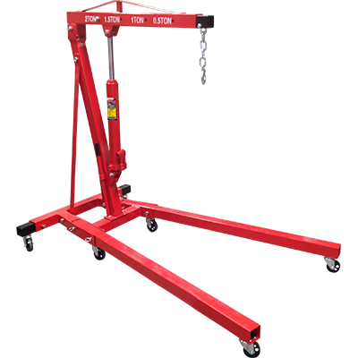 RSC-2TF Folding Shop Crane by Ranger Products