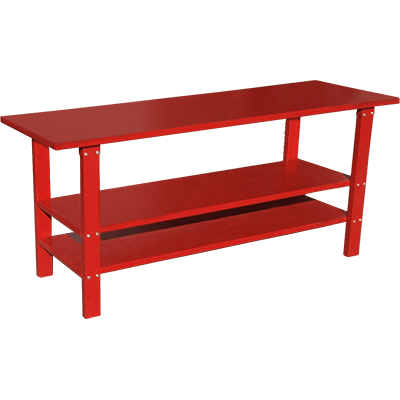 Workbench with Two Shelves RWB-2S by Ranger Products