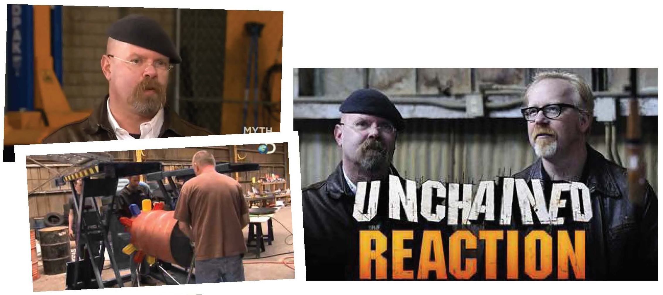 Mythbusters Unchained Reaction