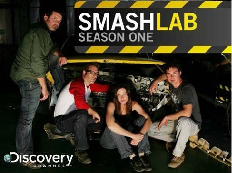 Smash Lab TV Show Discovery