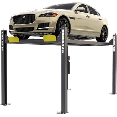 HD-7W 3,175-kg. Capacity / Wide Car Lift / High Rise