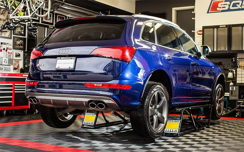 Portable Car Lift - Home Garage Lift - BendPak