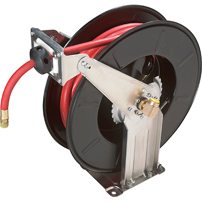 RH-50PL Air Hose Reel with Hose / 15-m / 300 PSI