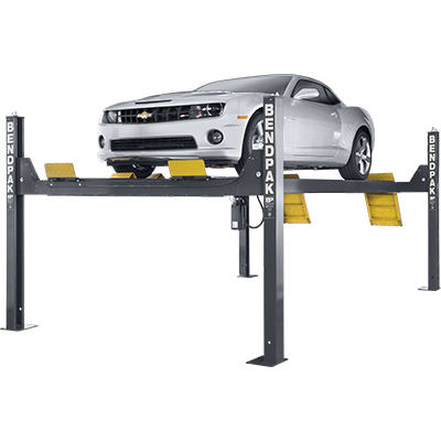 HDS-14 6,350-kg. Capacity / Four-Post Lift / Standard Length
